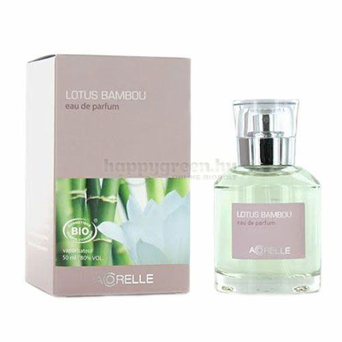 Acorelle Eau de Parfum Bamboo Lotus, 50 ml