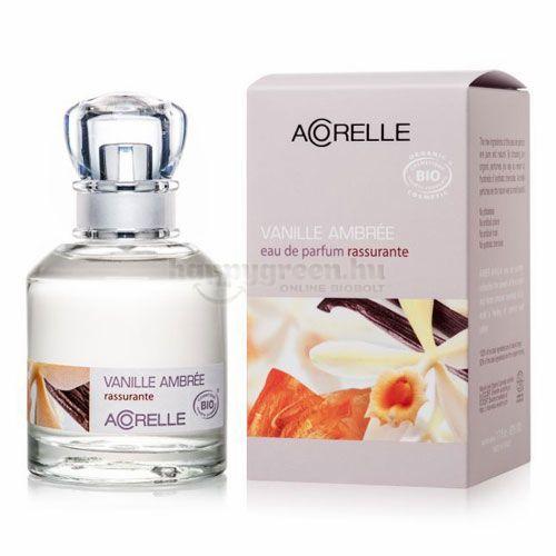 Acorelle Eau de Parfum Amber Vanilla, 50 ml