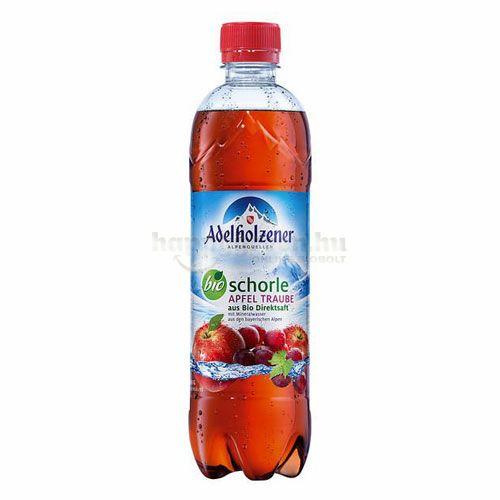 Adelholzener Nektár, Alma-szőlő, 500 ml