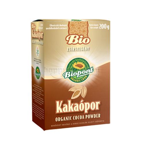 Biopont Kakaópor, 200 g