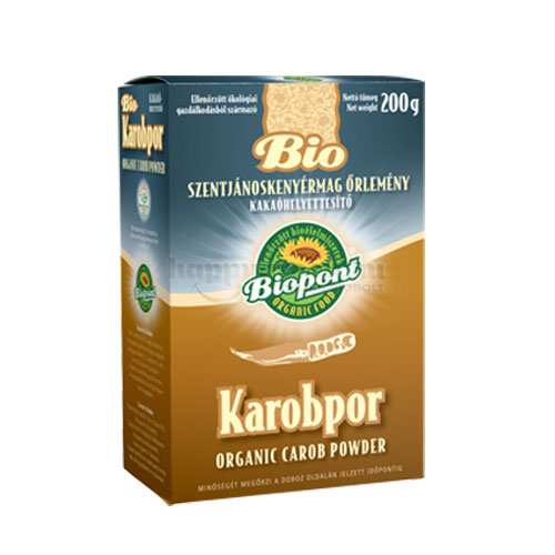 Biopont Karobpor, 200 g