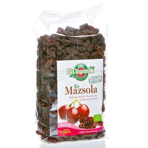BiOrganik Mazsola, 500 g