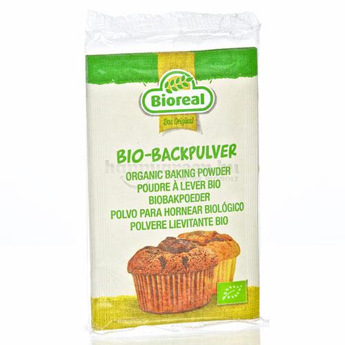 Bioreal (BiOrganik) Sütőpor, 3x10 g