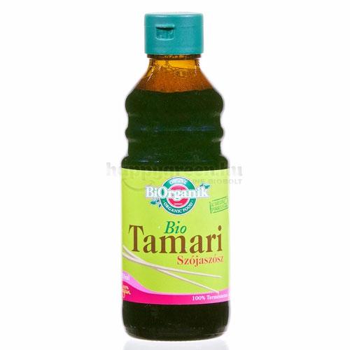 BiOrganik Tamari Szójaszósz, 250 ml