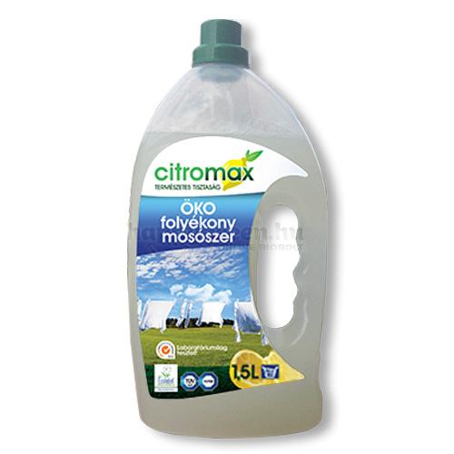 Citromax Folyékony Mosószer, 1500 ml
