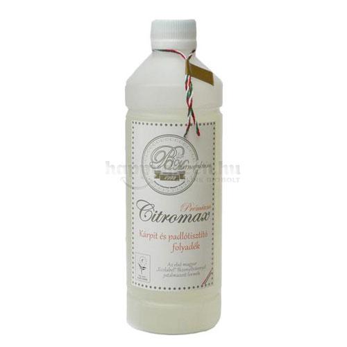 Citromax Kárpit- és Padlótisztító, Utántöltő, 500 ml