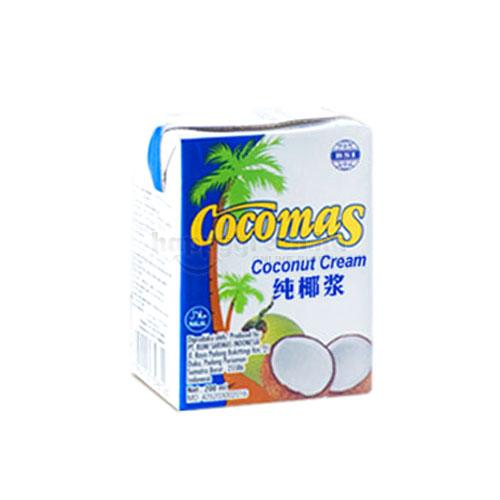 Cocomas Kókuszkrém, 100%-os, 200 ml