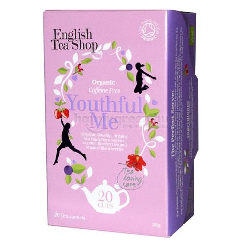 ETS 20 English Tea Shop Wellness Tea - Youthful Me Tea