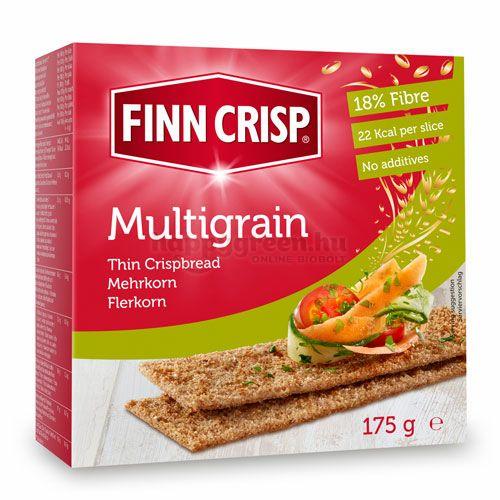 Finn Crisp Multigrain - Sokgabonás, 175 g