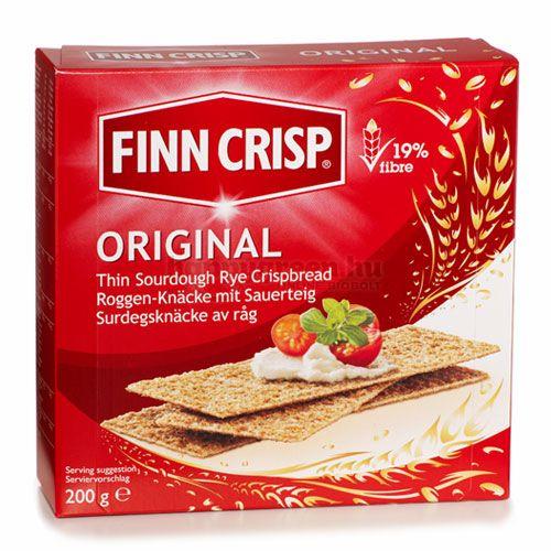 Finn Crisp Original, Natúr, 200 g