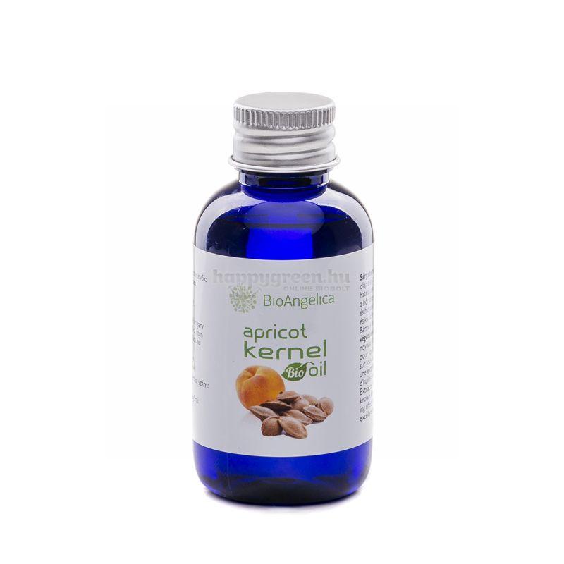 BioAngelica Sárgabarackmag Olaj, 50 ml