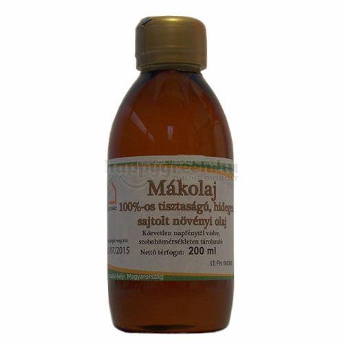 Fűszerház Mákolaj, 100%-os, 200 ml
