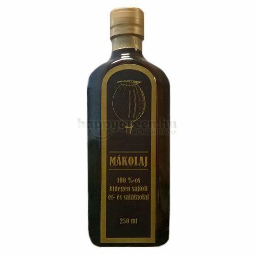 Fűszerház Mákolaj, 100%-os, 250 ml