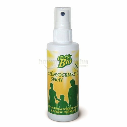 GalaktivBio Szúnyogriasztó Spray, Pumpás, 100 ml