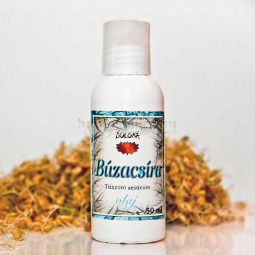 Goloka Búzacsíra Olaj, 50 ml