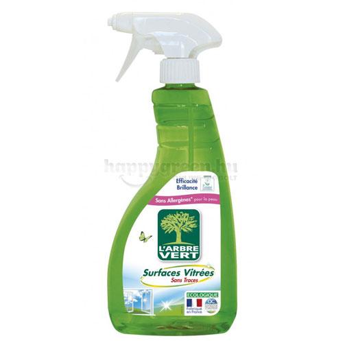 L'Arbre Vert Ablak- és Üvegtisztító Spray, 740 ml