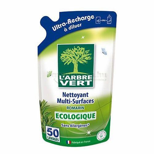 L'Arbre Vert Univerzális Tisztító, Rozmaring, 500 ml