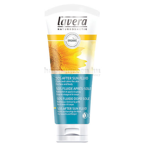Lavera Sun SOS Gyors Segítség Napozás Utáni Krém, 100 ml