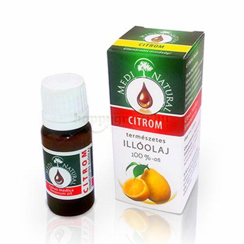 Medinatural Illóolaj, Citrusos Frissítő, 10 ml