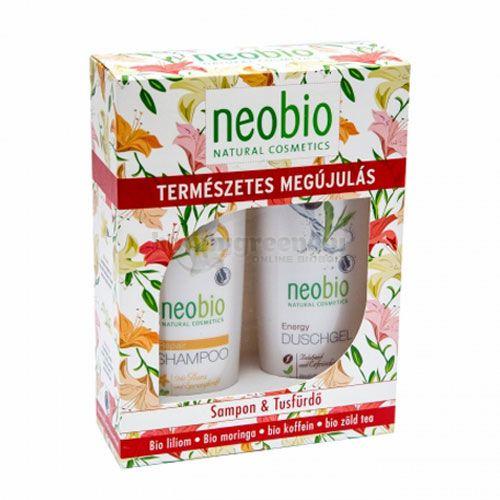 """Neobio """"Természetes Megújulás"""" Ajándékcsomag"""