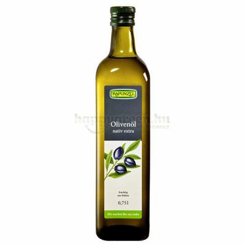 Rapunzel Olivaolaj, Extra Szűz, 750 ml