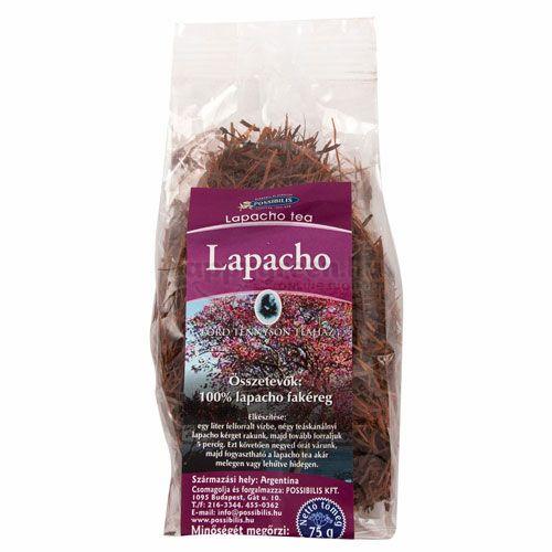 Possibilis Lapacho Tea, Szálas, 75 g