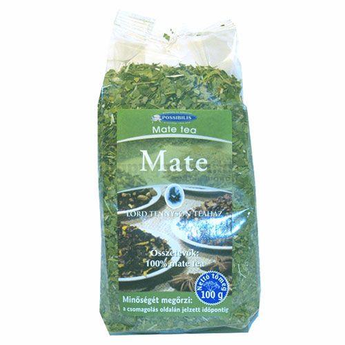 Possibilis Mate Tea, Szálas, 100 g