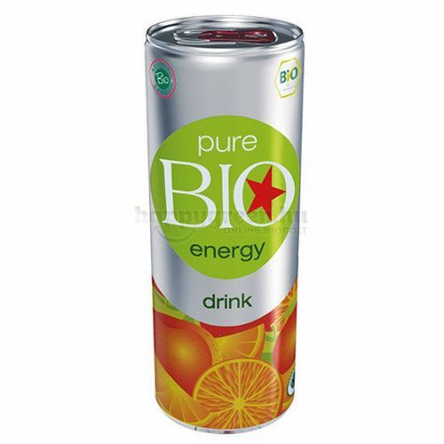 Pure Bio Energiaital, 250 ml