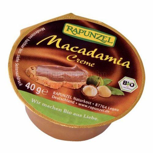 Rapunzel Makadámiadió Krém, 40 g