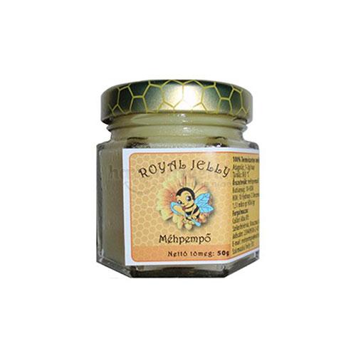Royal Jelly Természetes Méhpempő, 50 g