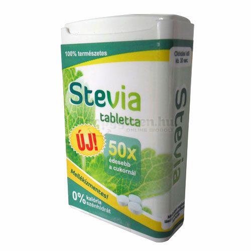 Cukor Stop Stevia Tabletta, 200 db
