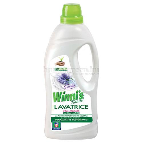 Winni's Folyékony Mosószer, Levendula Illatú, 1500 ml