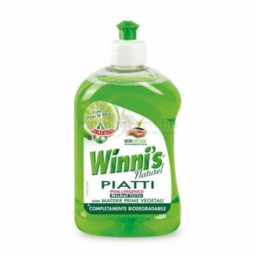Winni's Mosogatógél, Lime, 500 ml