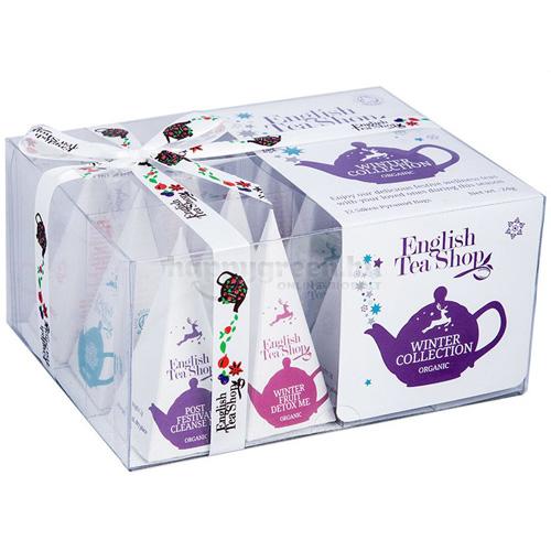 ETS 12 English Tea Shop Téli Wellness Teaválogatás