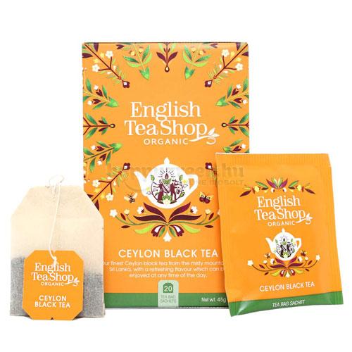 ETS 20 English Tea Shop Ceylon Fekete Tea