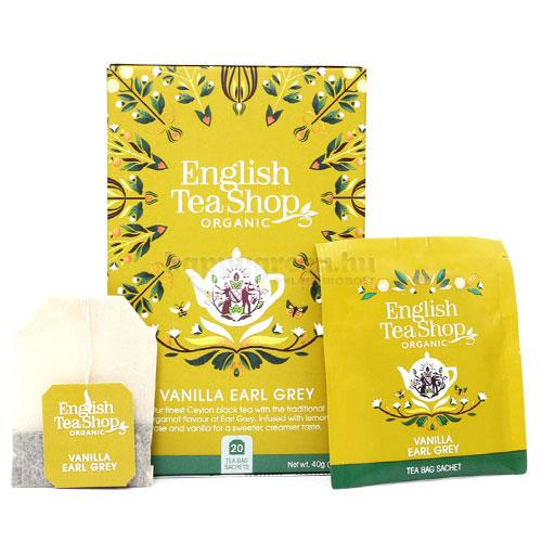 ETS 20 English Tea Shop Vaníliás Earl Grey Tea