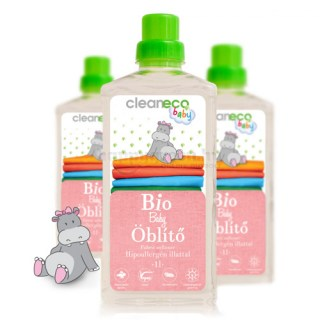 Cleaneco Bio Baby Öblítő, 1000 ml
