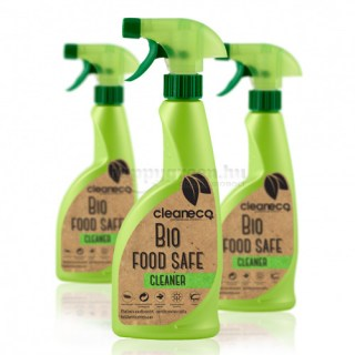 Cleaneco Bio Food Safe Cleaner, Szórófejes, 500 ml