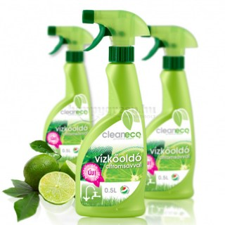 Cleaneco Vízkőoldó, Pumpás, 500 ml