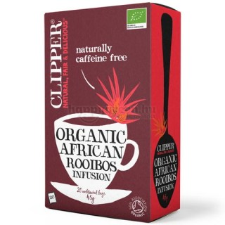 Clipper Bio Afrikan Rooibos Tea, 20 db