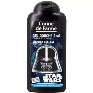 Corine de Farme Star Wars 2in1 Sampon és Tusfürdő, 250 ml