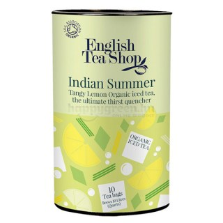 ETS 10 English Tea Shop Indian Summer Jegestea