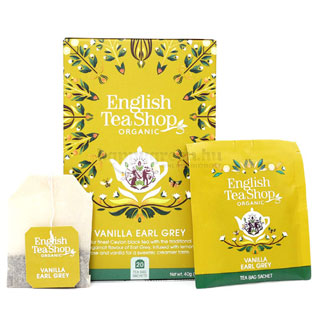 ETS 20 English Tea Shop Vaníliás Earl Grey Tea