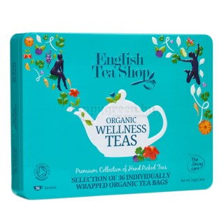 ETS 36 English Tea Shop Wellness Teaválogatás
