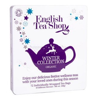 ETS 72 English Tea Shop Téli Wellness Teaválogatás