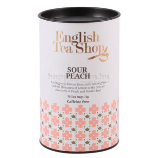 English Tea Shop Fanyar Barack Tea, 50 db
