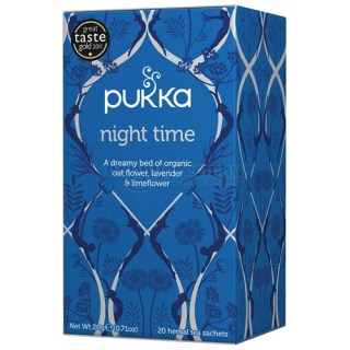 Pukka Night Time Tea, 20 db