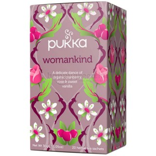 "Pukka ""Womankind"" Női Tea, 20 db"