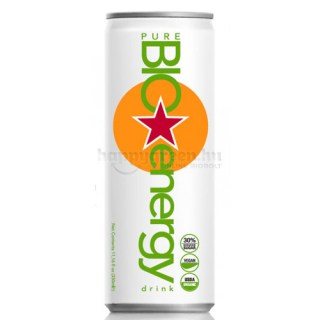 Pure Bio Energiaital, 330 ml