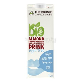 The Bridge Mandulaital, Cukormentes, 1000 ml